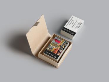 Decor Studio Business Card