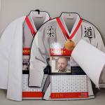 Judo Gym Calendar