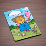 Potap The Bear Puzzles