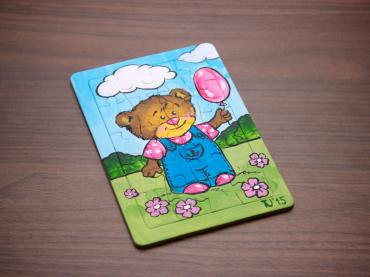 Potap The Bear Puzzles
