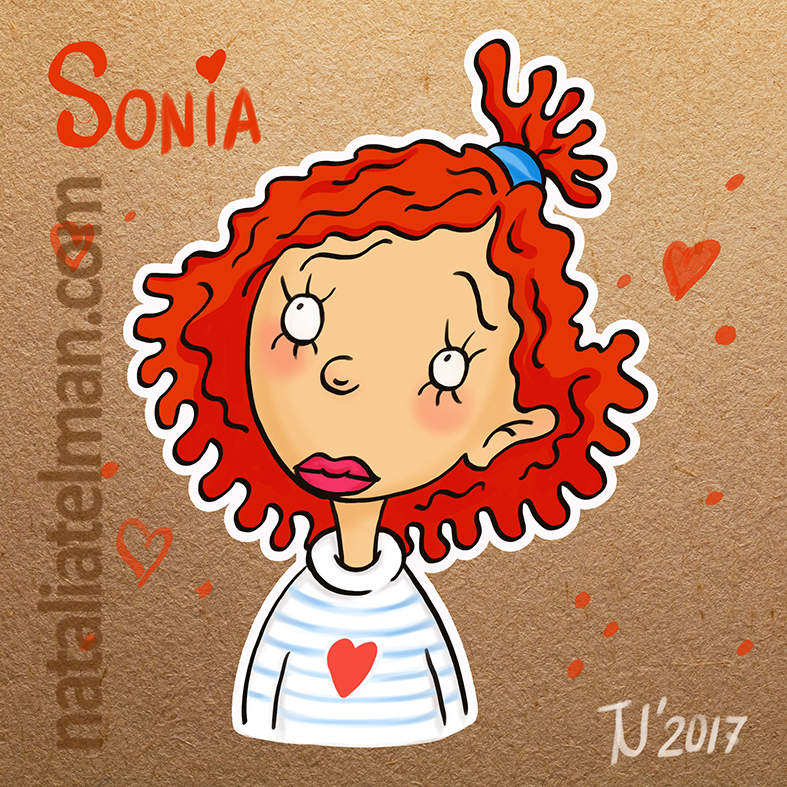 Sonia - As Told by Ginger