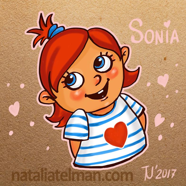 Sonia - original style